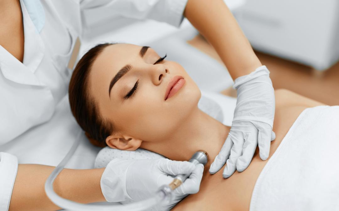 Tipos de peeling para mejorar el aspecto de tu piel